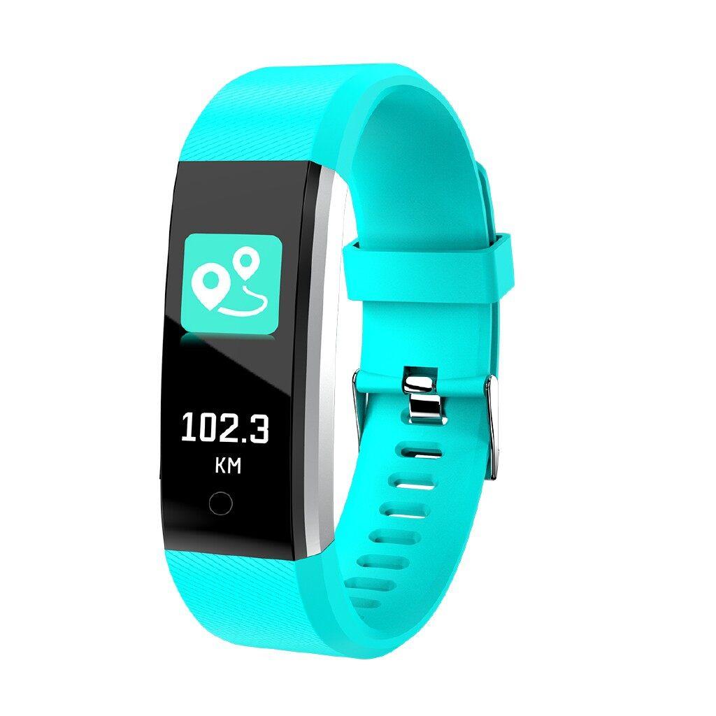 Smart Watch - Sport Smart Watch UI Display Smart Watch Monitor Sport Tracker Watch - RED / GREEN / PURPLE / BLUE / BLACK