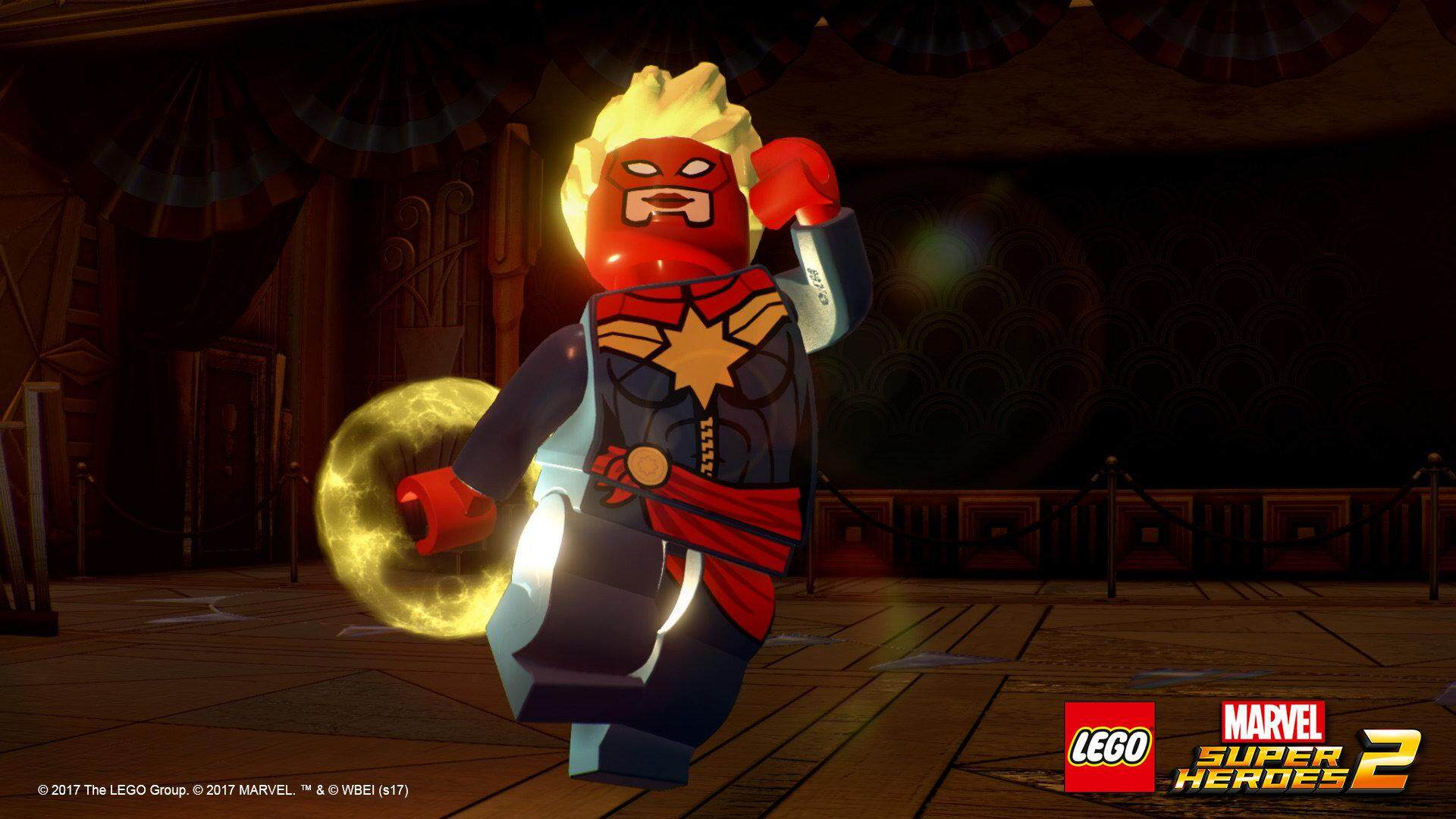 (Switch) LEGO Marvel Super Heroes 2 (US/ENG)
