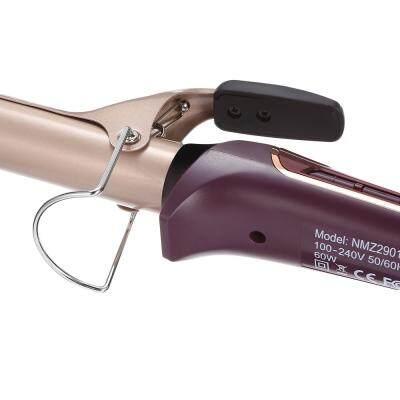 DODO NMZ2901 Electric Curler Roller Ceramic Iron Curling Styling Tool (PLUM PURPLE)