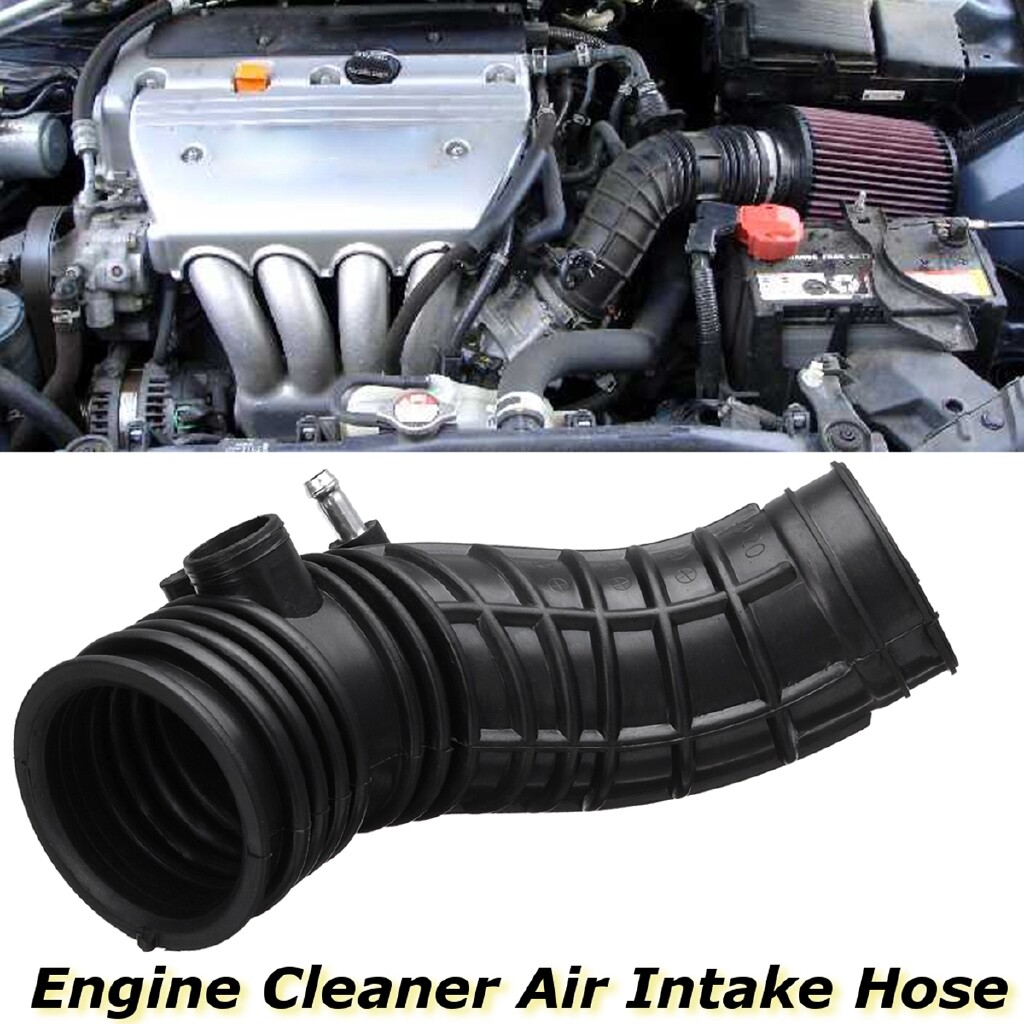 Exhaust - AIH551078H Engine Cleaner Air Intake Hose Fits For Acura TSX 2004-2008 2.4L - Car Replacement Parts