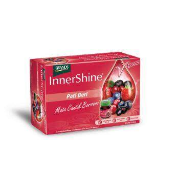 BRAND\'S InnerShine Berry Essence Single Pack (6\'s) - 6 bottles x 42ml