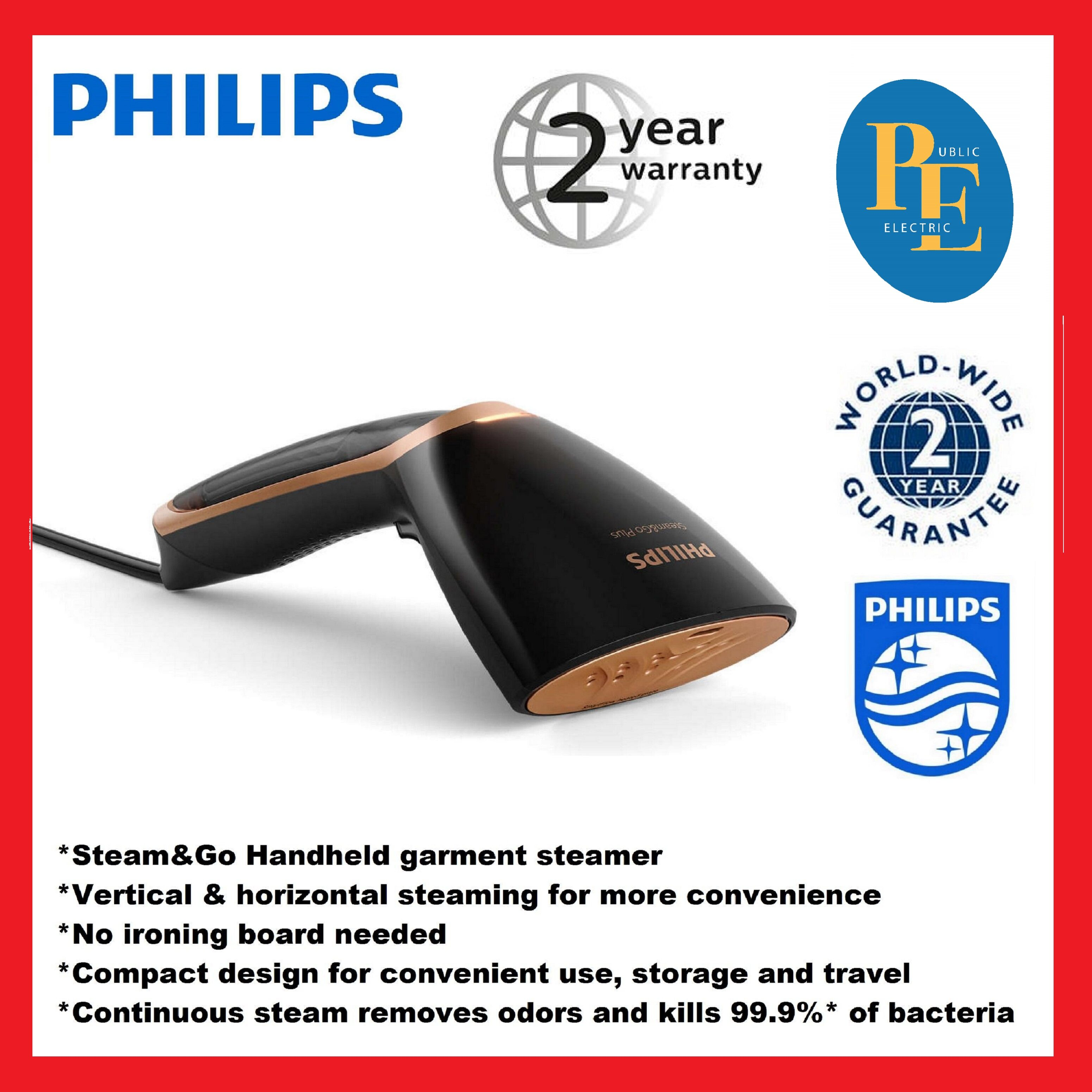 Philips Steam&Go Handheld Garment Steamer - GC362