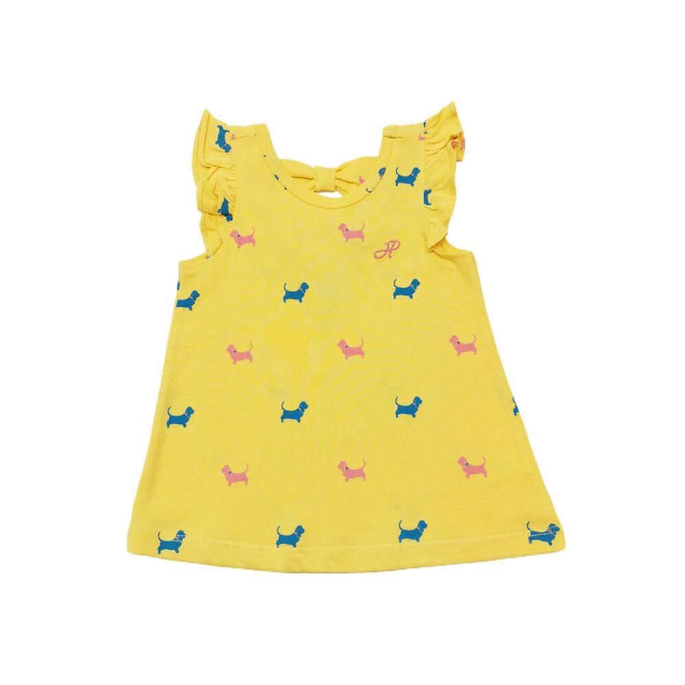 Hush Puppies Baby Mackenzie Full Print Fashion Top HFT934119