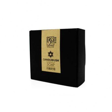 WILLOW HERBAL SOAP CANDLE BUSH- ANTI-AGING AND CLEAR BLEMISHES