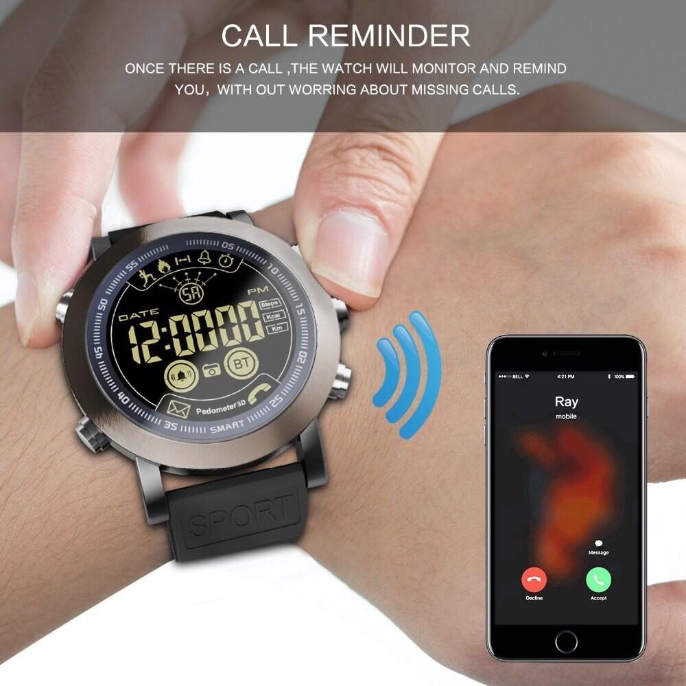 LEMFO LF23 Smartwatch Waterproof IP68 Smart Watch For IOS Android