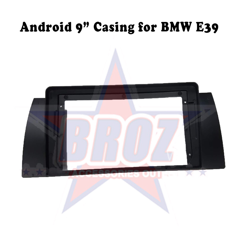 9 inches Car Android Player Casing for BMW E39
