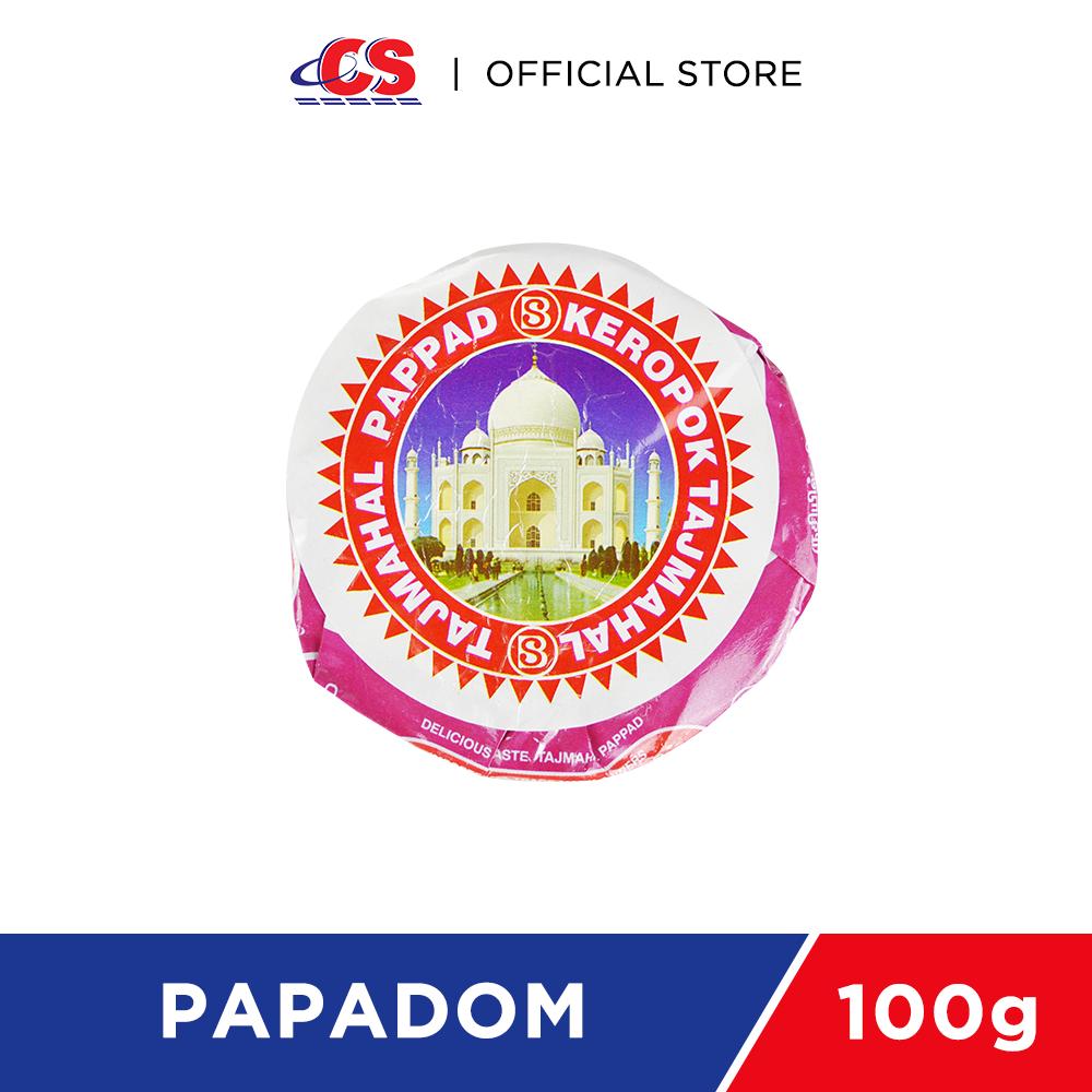 TAJMAHAL Papadom (Medium) 100g