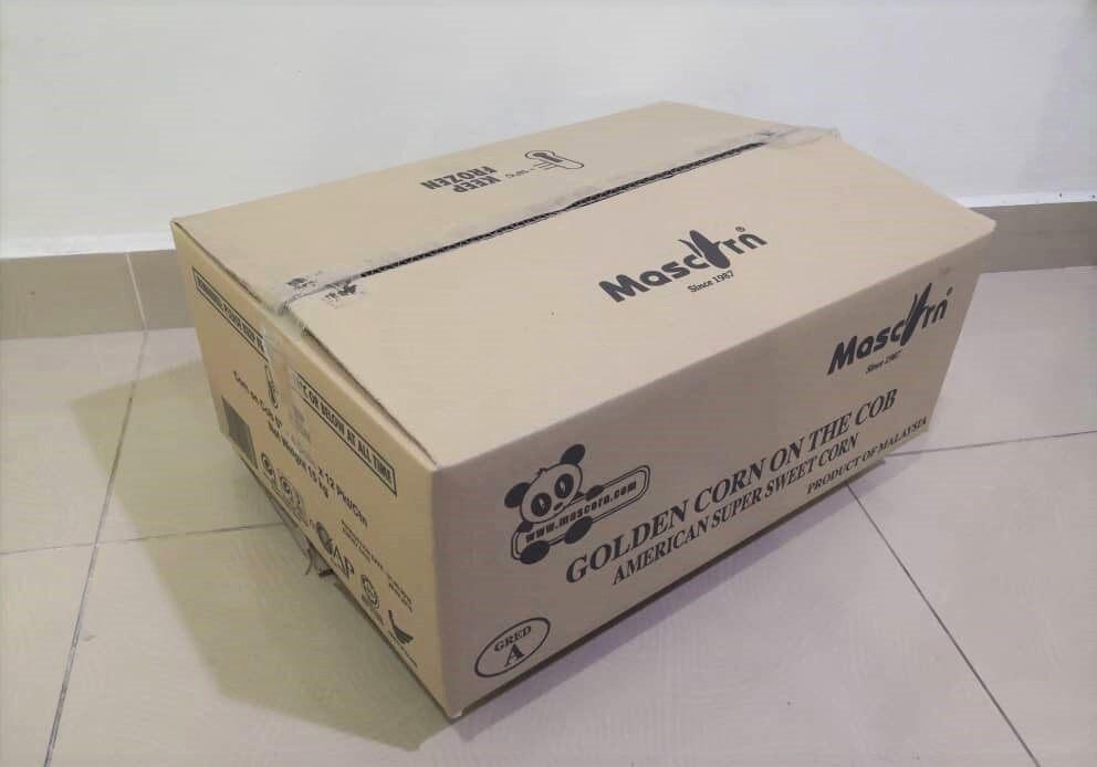 10pcs Printed Carton Boxes (L473 X W344 X H182mm)