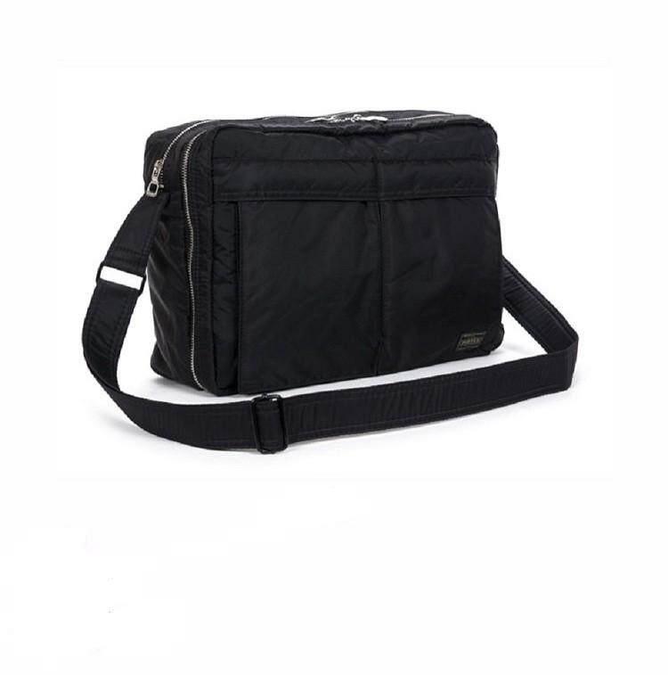 Japan Yoshida Porter open full 3-Sizes Version Nylon Sling Bag for mens & ladies Water resistant Bag