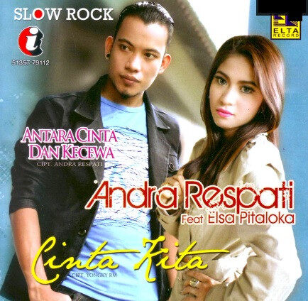 Andra Respati Feat Elsa Pitaloka (Slow Rock) CD