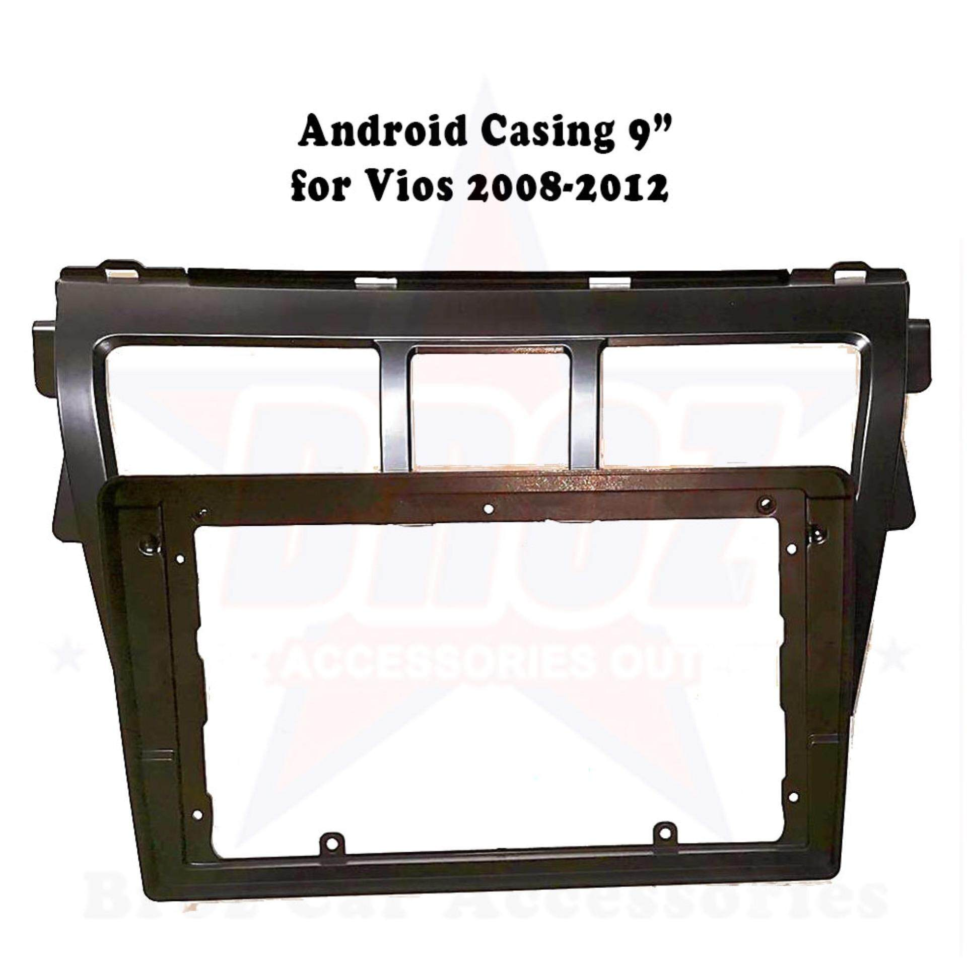 9 inches Car Android  Player Casing Vios 2008 - 2012