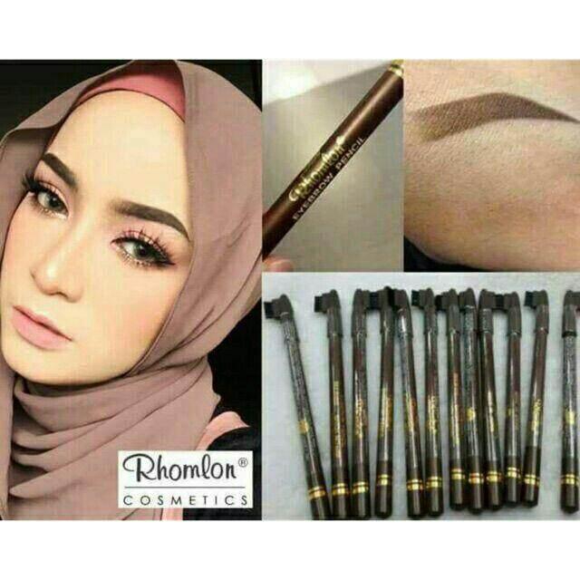 FREE GIFTRhomlon Eyebrow Pencil with Brush