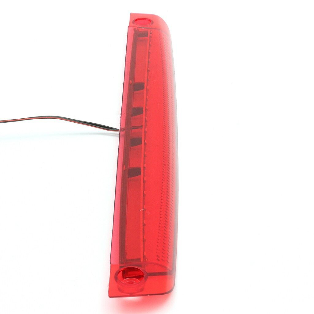 Car Lights - Universal Red LED 12V Car Third 3RD Centre High Level Brake Stop Rear Tail Light - Replacement Parts