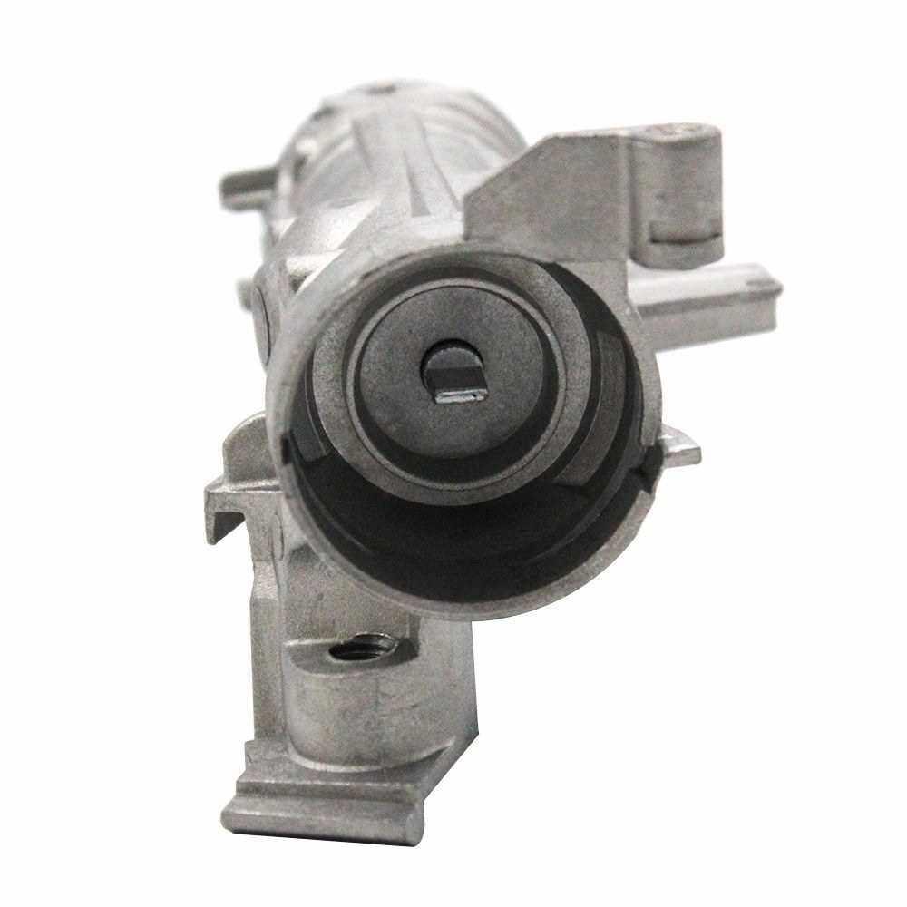 Ignition Switch Lock with Steering Starter Keys Fit for Audi A3 Skoda Seats VW Golf Jetta Rabbit Tiguan 1K0905865 (Standard)