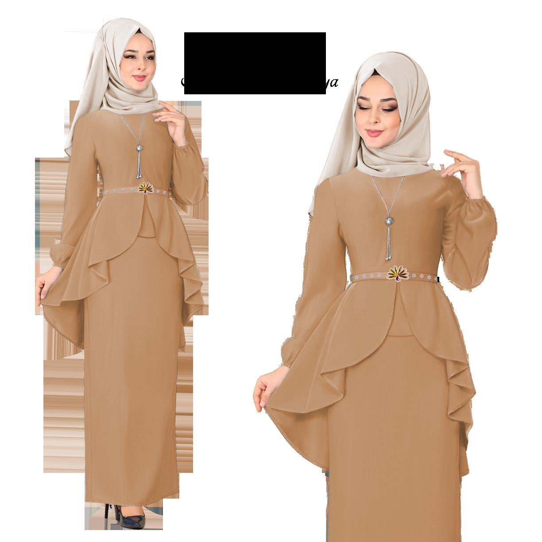 Price List KM Fashion Baju Kurung Modern New Season Baju Raya ( Hot & Trendy ) ( Ready Stock ) 2020