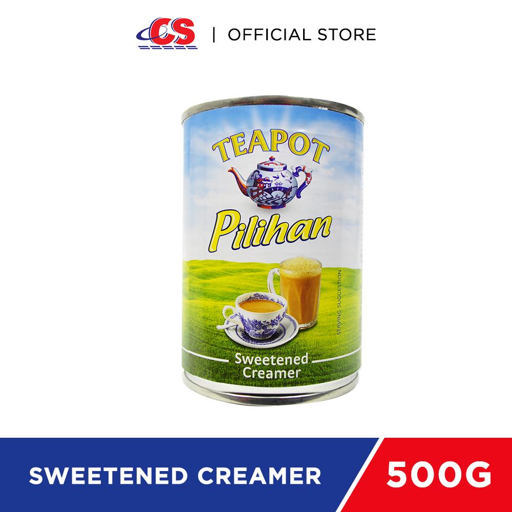TEA POT Pilihan Sweetened Creamer 500g