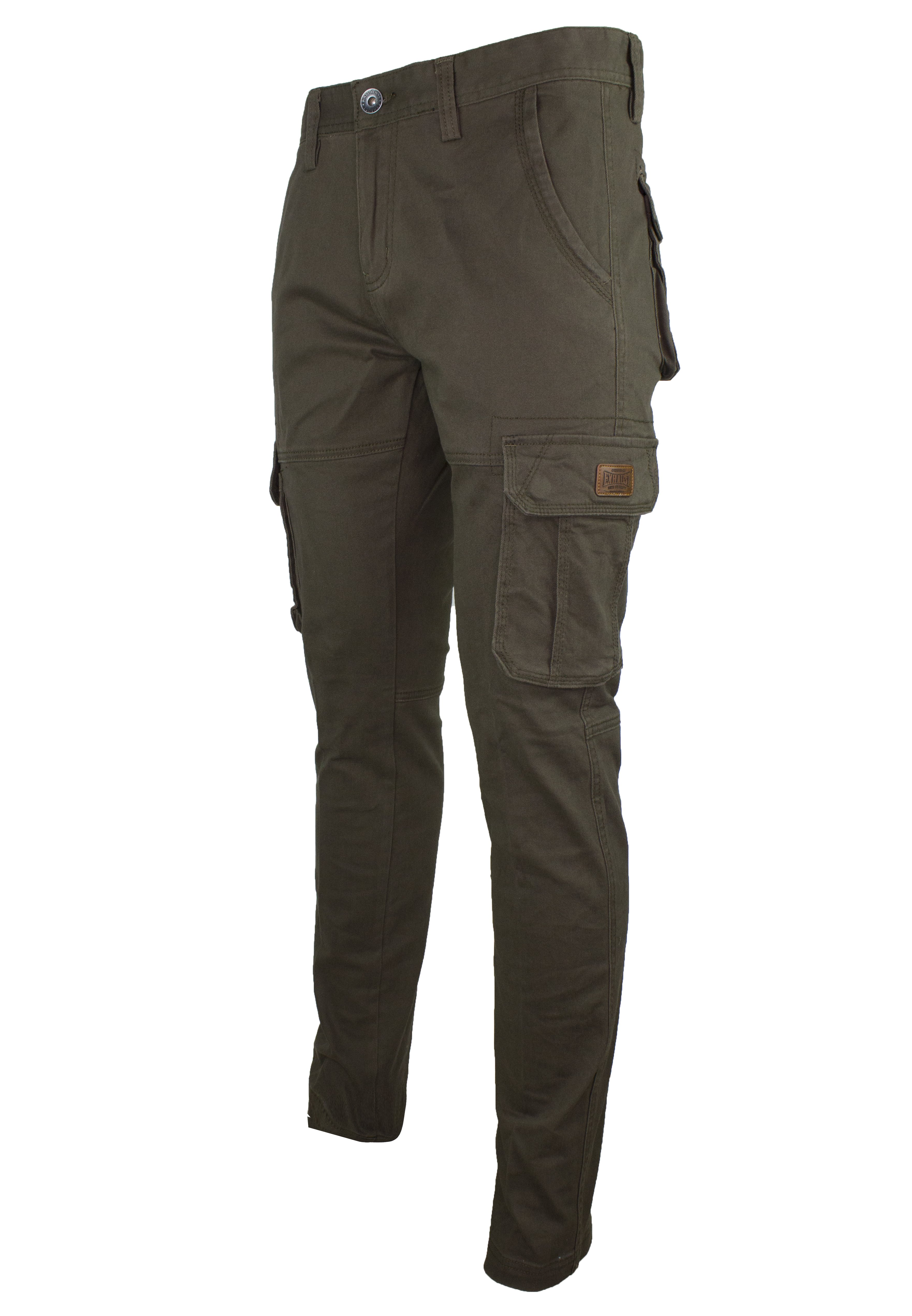 Exhaust Cargo Long Pants 764