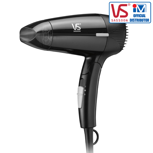 VS SASSOON 1200W Foldable Dryer VS908BH