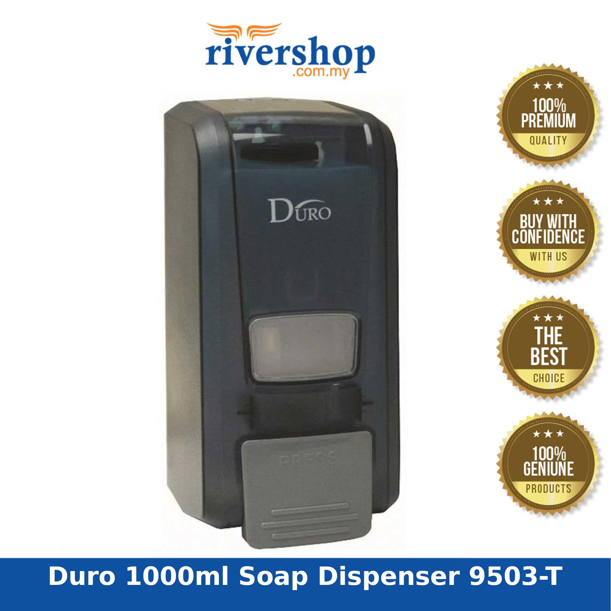 [Ready Stock] DURO 1000ml Soap Dispenser 9503-T