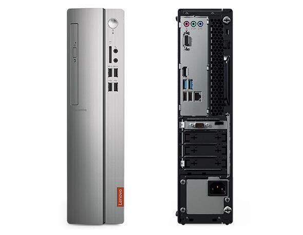 LENOVO IDEACENTRE 510S-071CK 90LX001LMI DESKTOP INTEL CORE I3-9100 4GB DDR4 1TB DVDRW INTEL HD W10 KB+MSE WIFI 3 YEARS WARRANTY LENOVO ONSITE