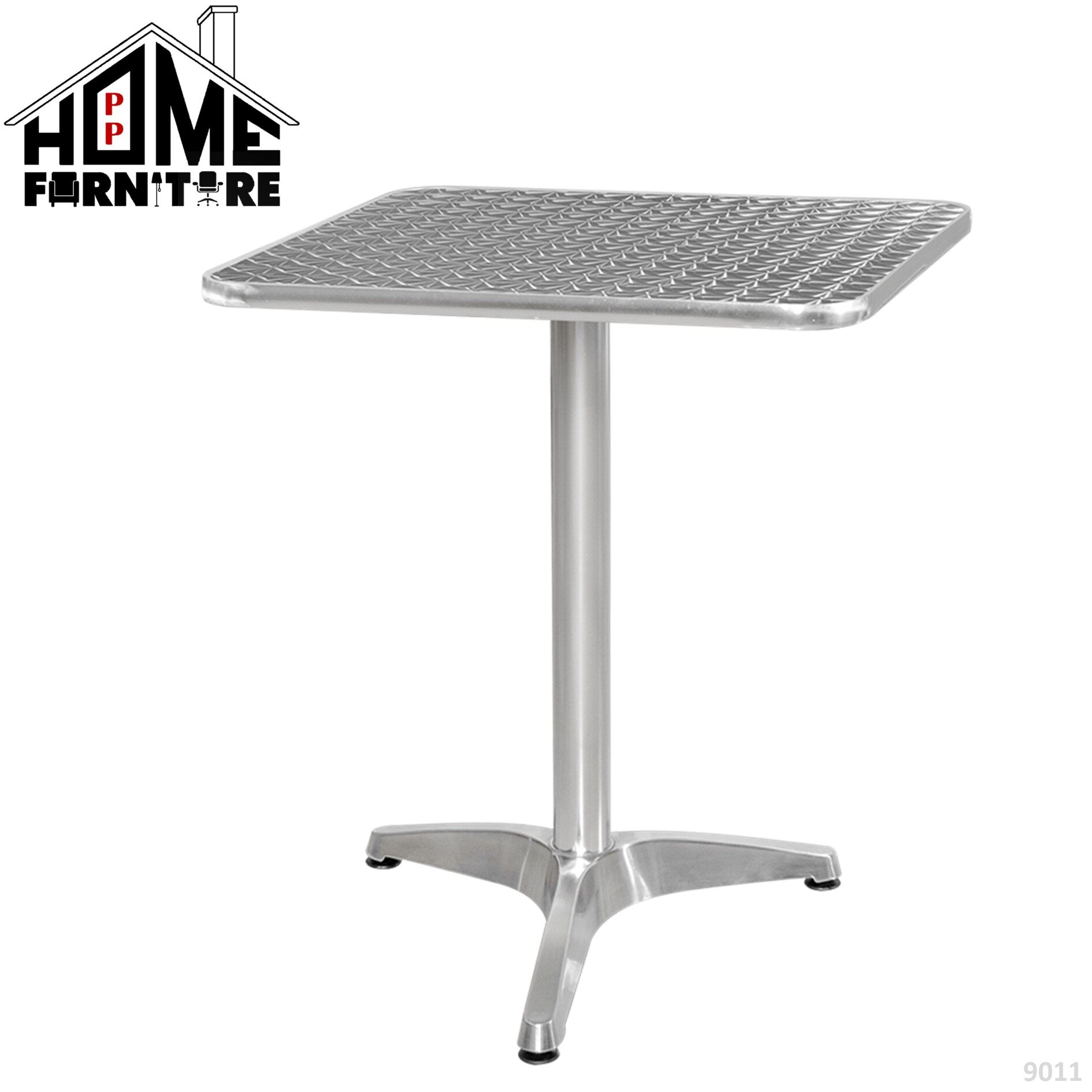 PP HOME Foldable table/ Metal table/Multipurpose table/Utility table/ Adjustable table/ Picnic table/ Outdoor table/ Banquet table/Outdoor furniture/ Stacking tableEvent table/ Catering table/ Garden table/ Meja lipat多功能折叠桌子9011