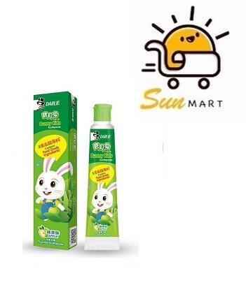 Darlie Bunny Kids Toothpaste Apple (40g)