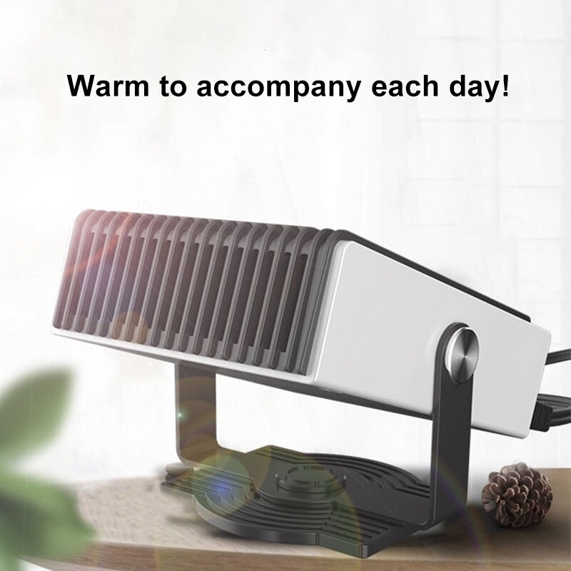 DIY Tools - PORTABLE 12V 150W Car Heater Heating Cooling Fan Electric Defogger Air Condition - Home Improvement