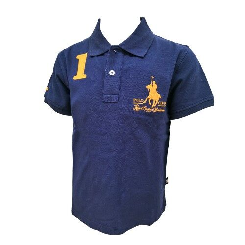 RCB POLO CLUB KIDS POLO TEE RBTS11131 OA9