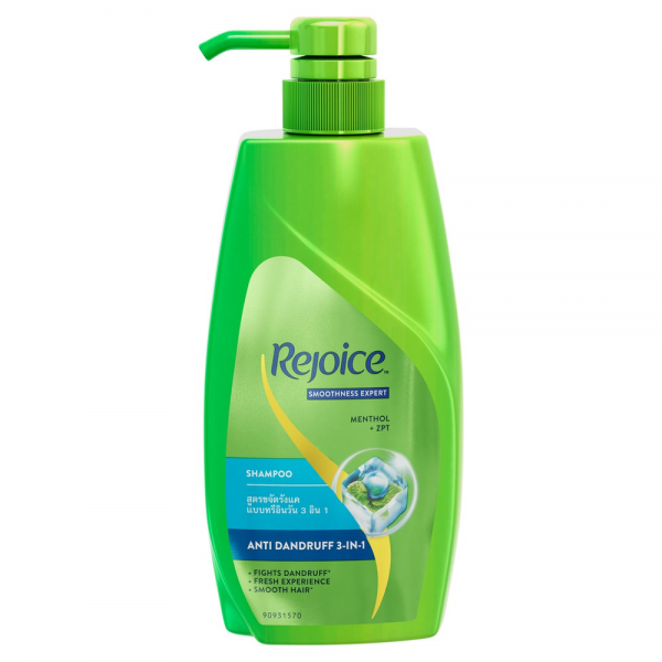 Rejoice Anti Dandruff 3in1 Hair Shampoo 600ml