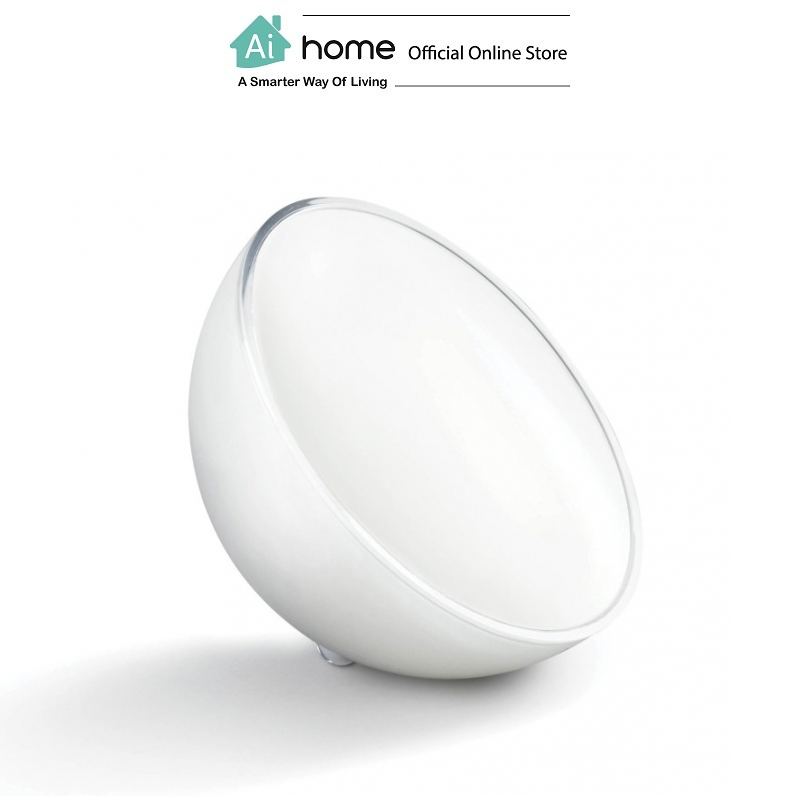 PHILIPS HUE Go [ Smart Lighting ] Table Light Apps Control (White) with 2 Year Malaysia Warranty [ Ai Home ]