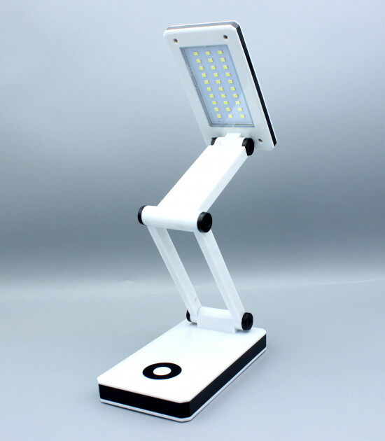 2 Modes LED Light Desk Lamp, Table Lamp, Fold able Reading Lamp HG-BL018 -  Best Price with Super Fast Shipping