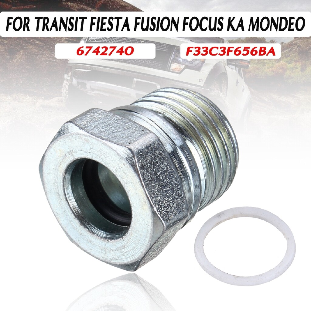 Engine Parts - Power Steering Pump Nut 6742740 For Ford Transit Fiesta Fusion Focus Ka Mondeo - Car Replacement