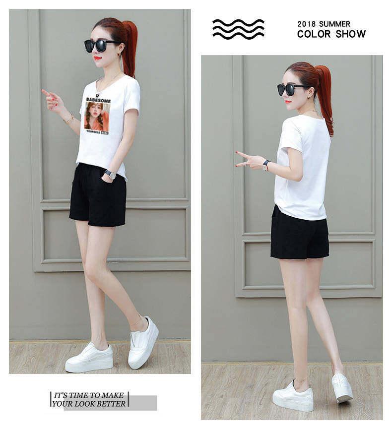 (Pre Order ETA 15/5) JYS Fashion Korean Style Women Sport Wear Set Collection 540 - 4445 Design 5