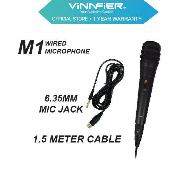 Vinnfier Flipgear M1 Wired Microphone