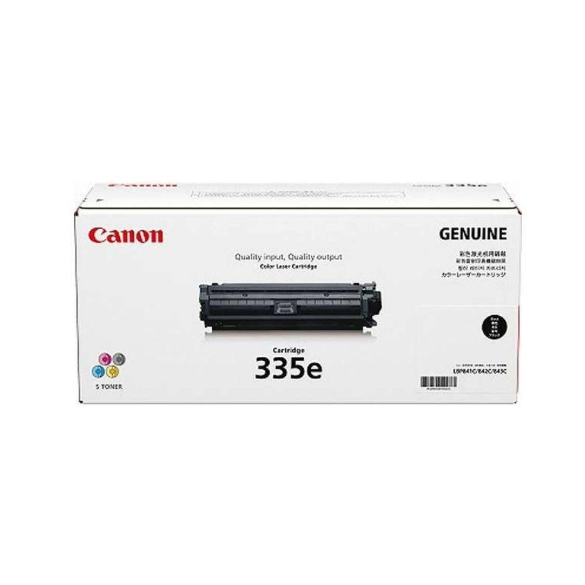 Canon Cart 335E Black Toner for LBP841Cdn/LBP843Cx Printer