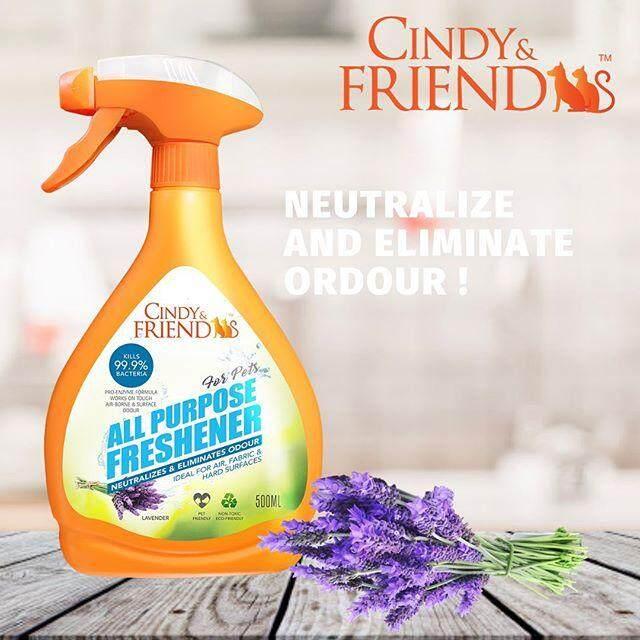 Cindy & Friends All-Purpose Freshener 500ML Lavender