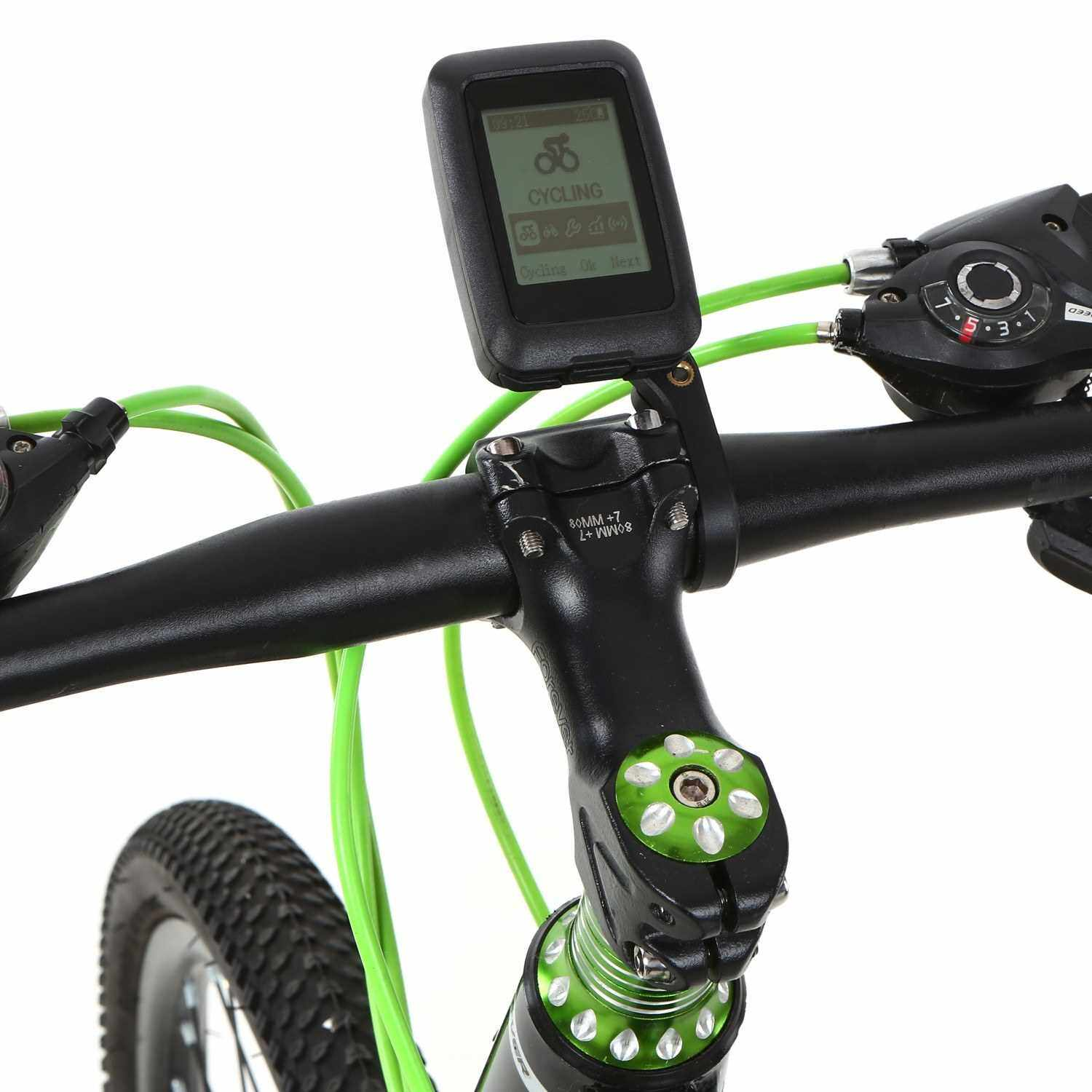 Best Selling Waterproof GPS Cycling Computer USB Rechargeable MTB Bike Bicycle Riding Wireless Sports Computer Speedometer Odometer (Standard)