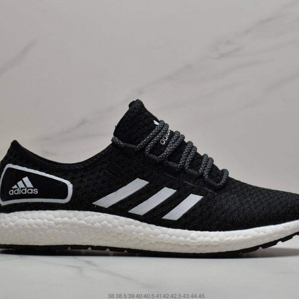 ADIDA2020 PURE BOOST GO LTD  MESH BREATHABLE CASUAL LACE-UP RUNNING SHOES,LOW-TOPS CLOSURES STYLE