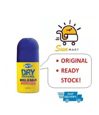 Du'it Dry Foot & Heel Roll A Balm (50ml)