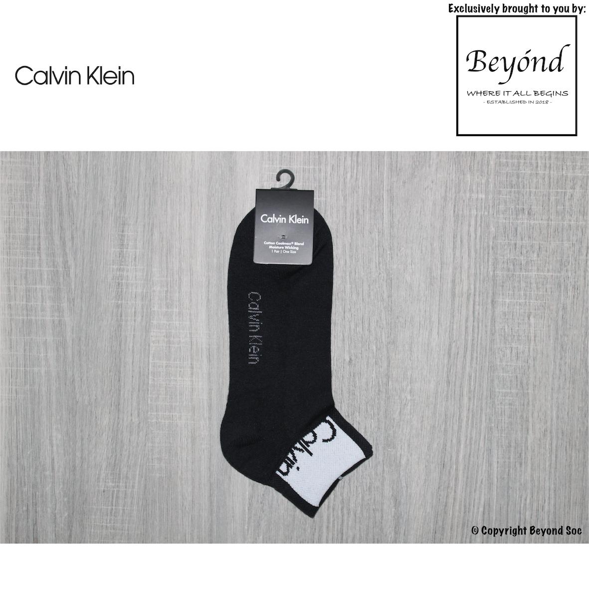 CALVIN KLEIN Icon Logo Ankle Socks