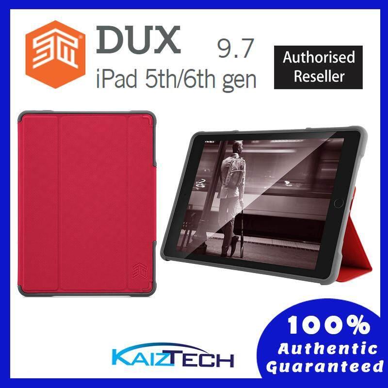 Original STM Dux Rugged Case for Apple iPad 2017 5th & 6th Gen 9.7 - stm-222-160JW