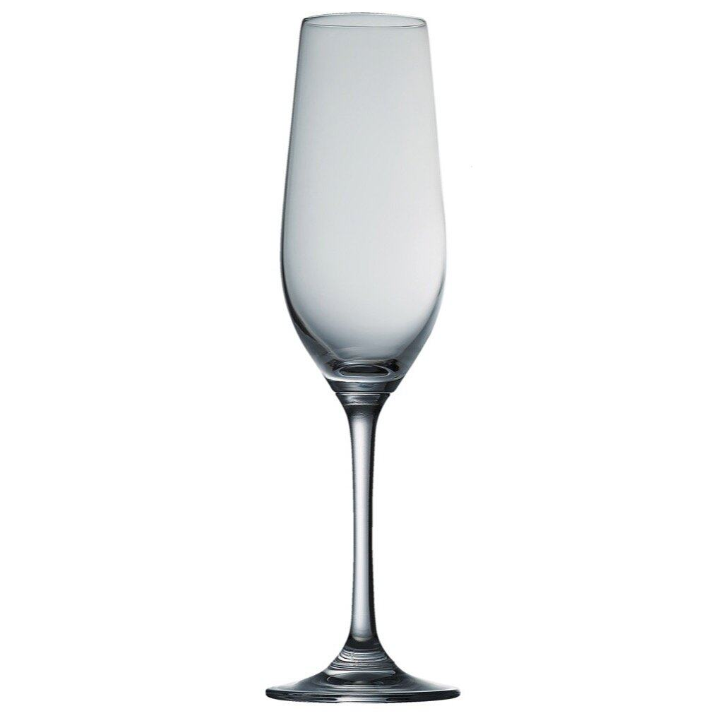 [My Cooking Story / MyCookingStory] 2 Champagne Flutes (235ml)
