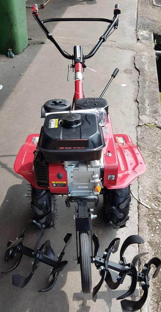 mini tiller earth auger drill grinder ground floor power engine petrol gasoline cultivation garden soil trimmer stand roller roll wheel handle holder tool up down yard lawn mower motor cutter blade plate sand out gear tractor saw tanah weeder small lose