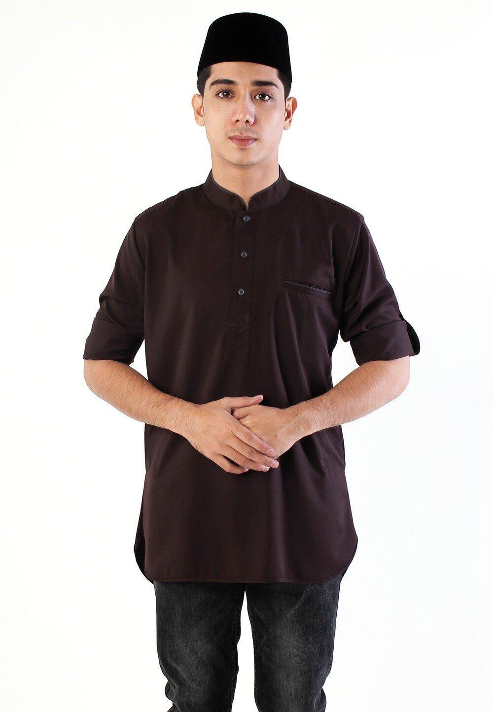 Exhaust Baju Kurta Modern Fashion 89636#3