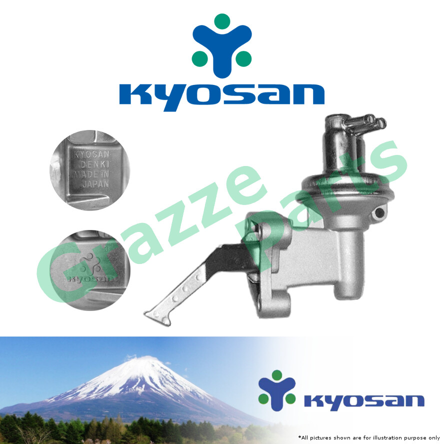 ? Kyosan ? Made In Japan Mechanical Fuel Pump MP792 for Mitsubishi Galant Sigma A121