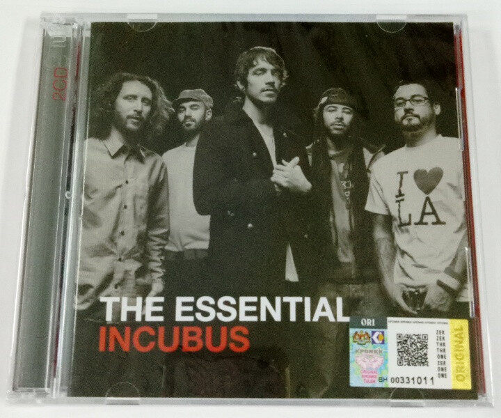 Incubus - The Essential Incubus 2CD Collection