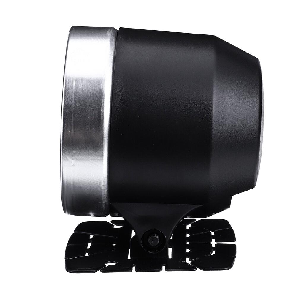 Car Lights - -3030PSI 2.5 60mm Car Turbo Boost Pressure Gauge Meter 10 Colors LED Display - Replacement Parts