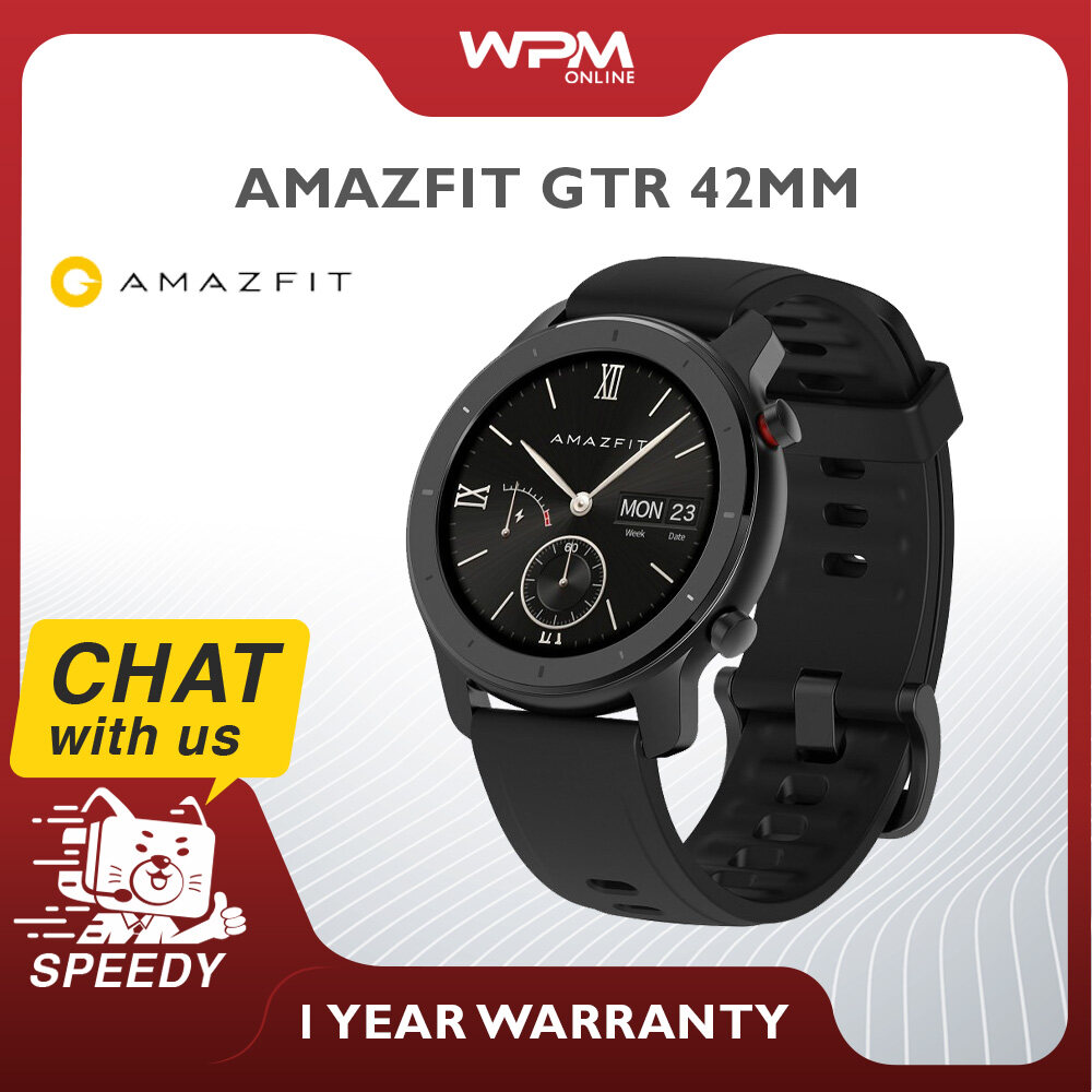 Amazfit GTR 42MM Fitness Smartwatch Touch Screen Global Version