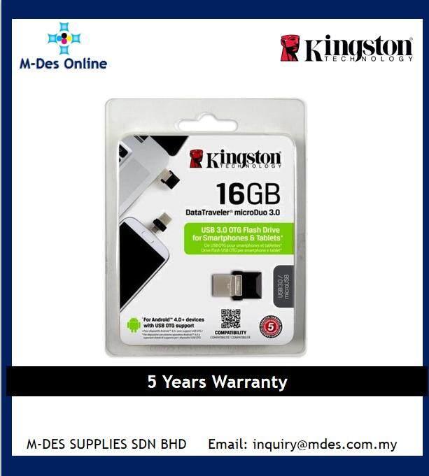 Kingston DataTraveler MicroDuo USB3.0 OTG