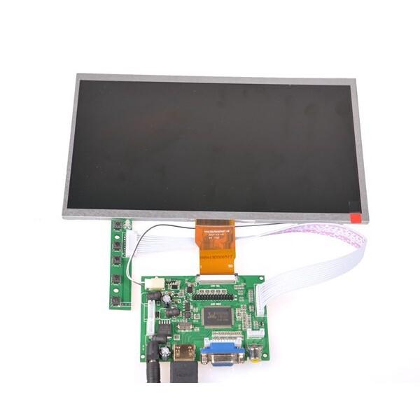 DIY Tools - 10.1 Inch 1024600 HD Display Module Kit For Raspberry Pi - Home Improvement